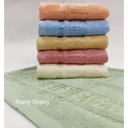 Ręczniki z bambusa